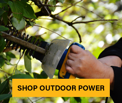 shop outdoor power